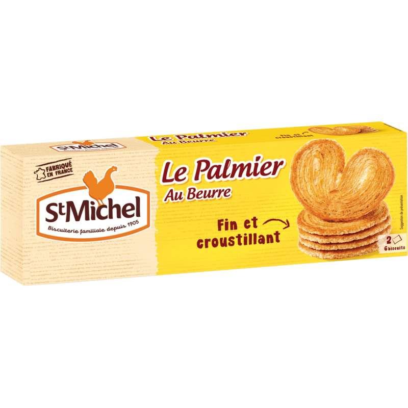 Palmier au beurre, St Michel (87 g)
