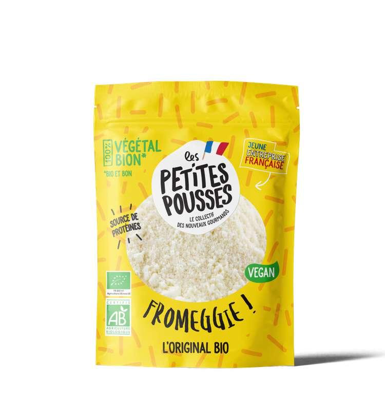 Le Petit râpé végétal BIO, Les Petites Pousses (50 g)