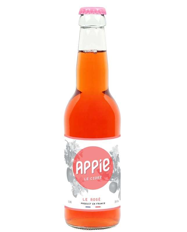 Le Rosé, Appie (33 cl)
