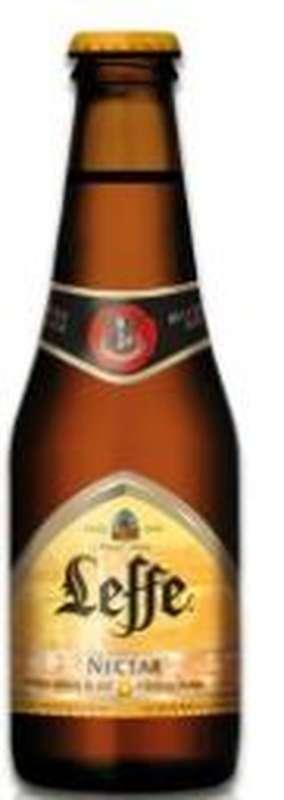 Leffe Nectar bière au miel, 5,5° (25 cl)