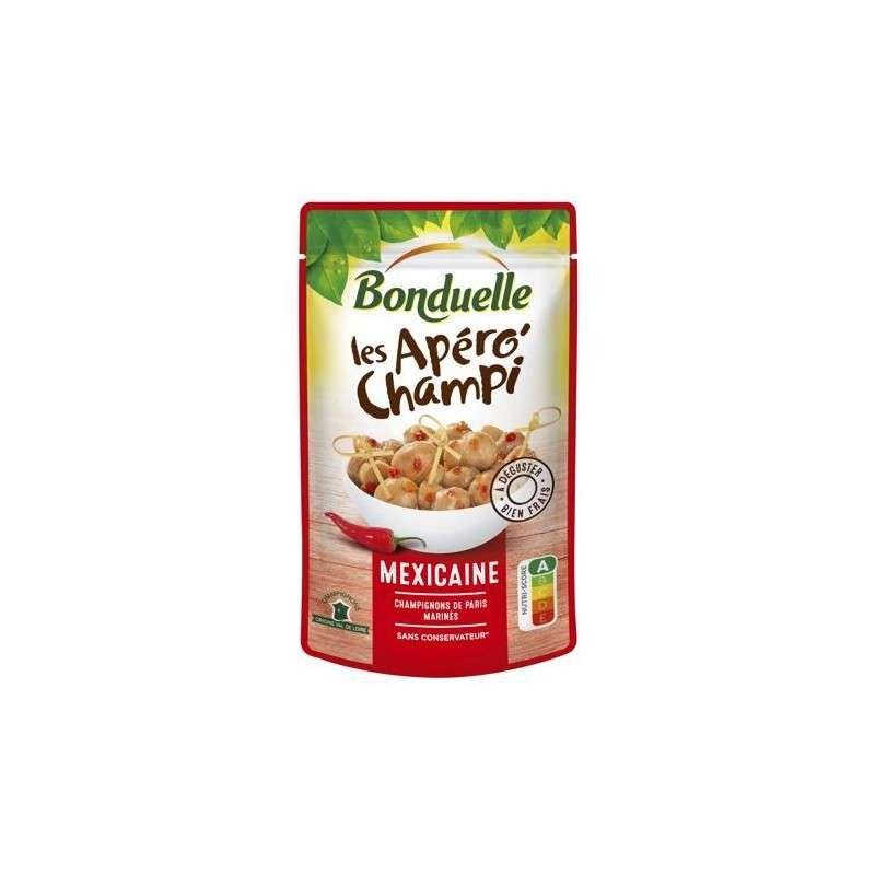 Les apéro champignon mexicaine, Bonduelle (160 g)