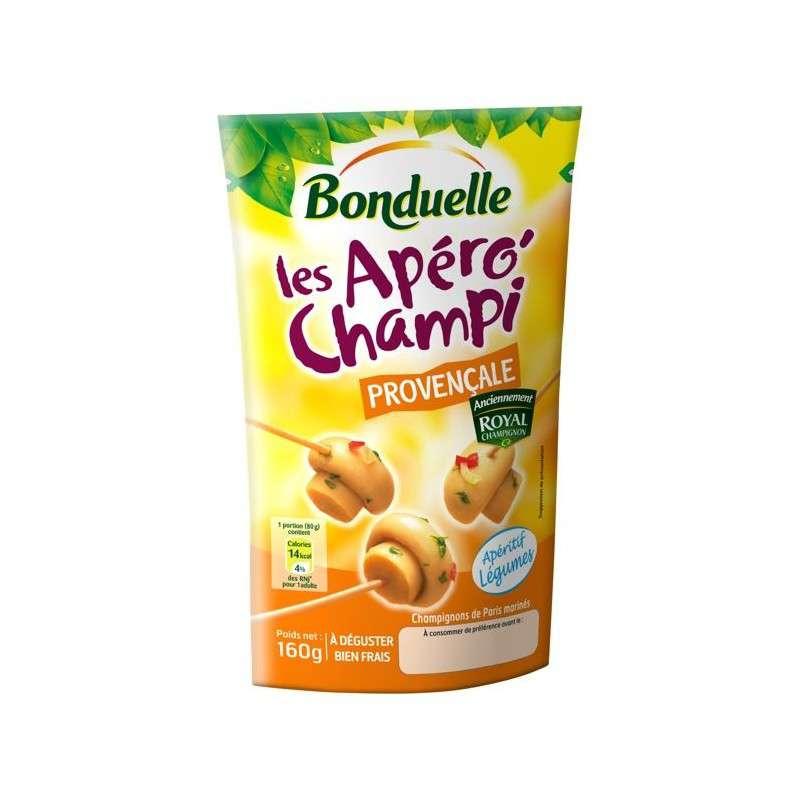 Les apéro champignon provençale, Bonduelle (160 g)