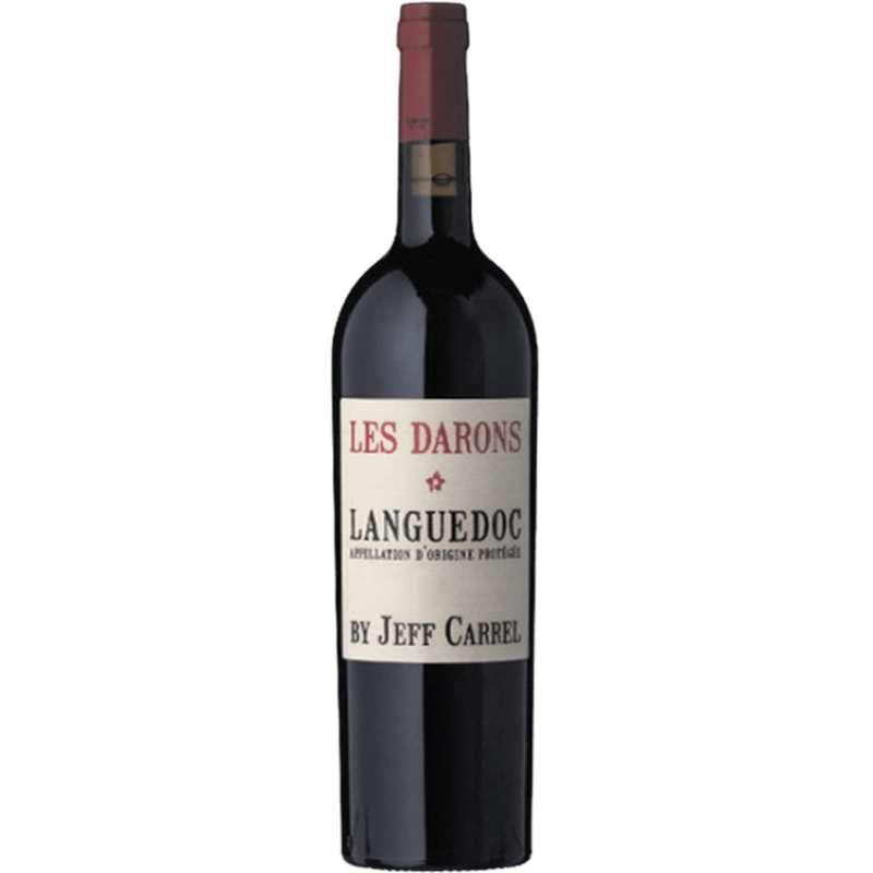 Les Darons rouge 2018 - AOP Languedoc (75 cl)