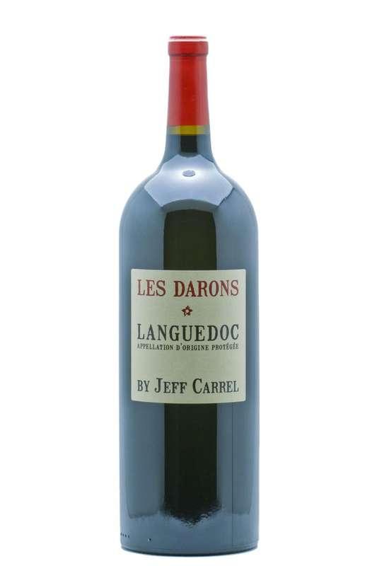 Les Darons Rouge Magnum 2019 - AOP Languedoc - Grenache (150 cl)