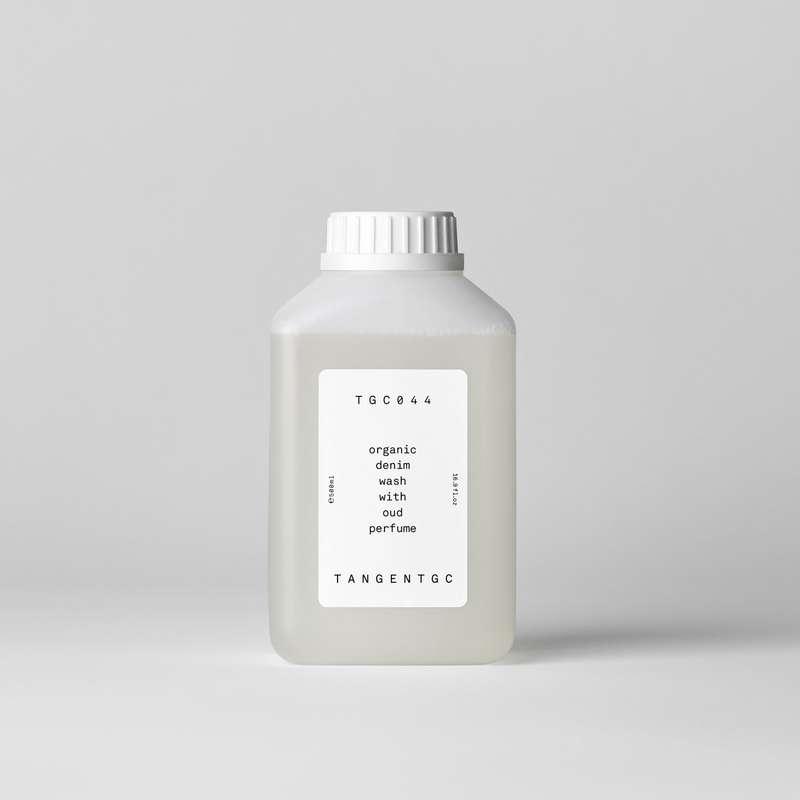 Lessive denim parfum Oud, Tangent GC (500ml)