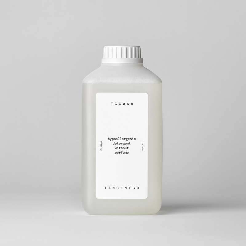 Lessive hypoallergenic sans parfum, Tangent GC (1L)