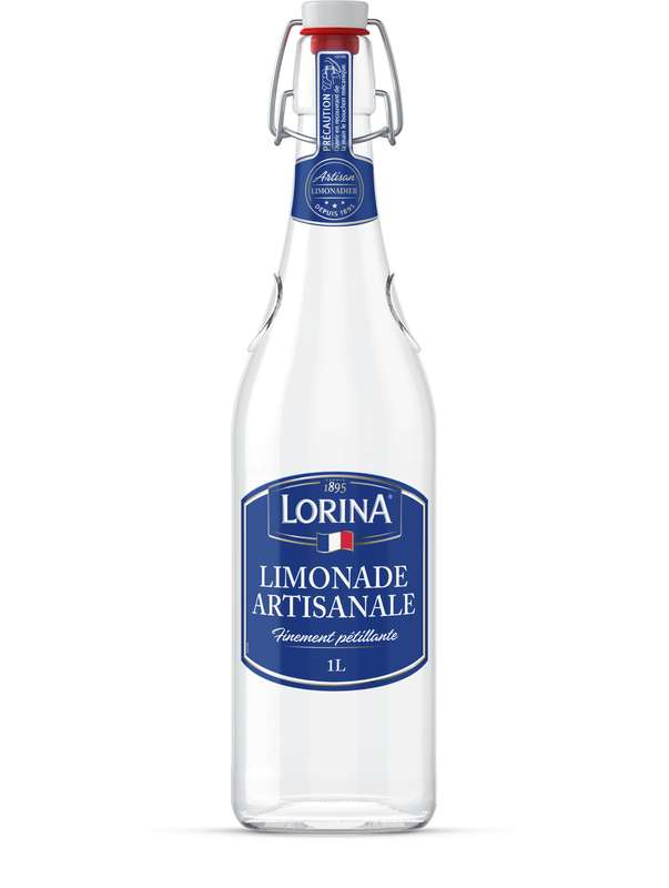 Limonade artisanale, Lorina (1 L)