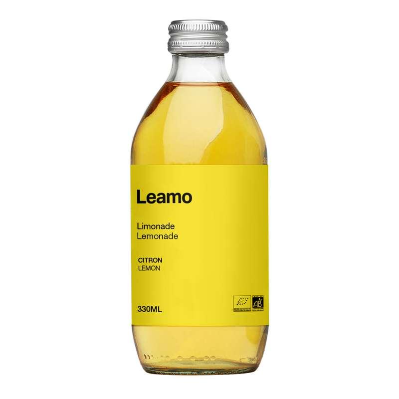 Limonade Citron BIO, Leamo (33 cl)
