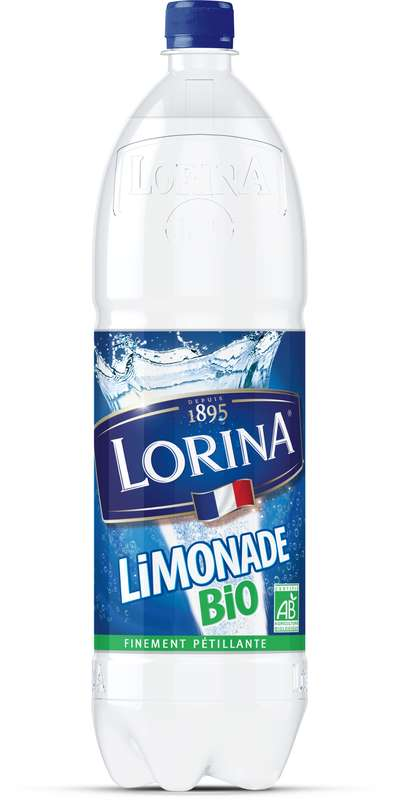 Limonade double zest BIO, Lorina (1.5 L)
