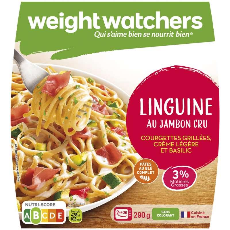 Linguine au jambon cru, Weight Watchers (290 g)