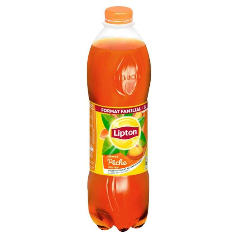 Lipton Ice Tea Pêche (2 L)