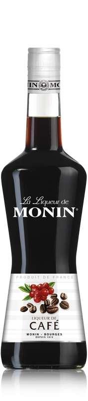 Liqueur de Café 25°, Monin (70 cl)