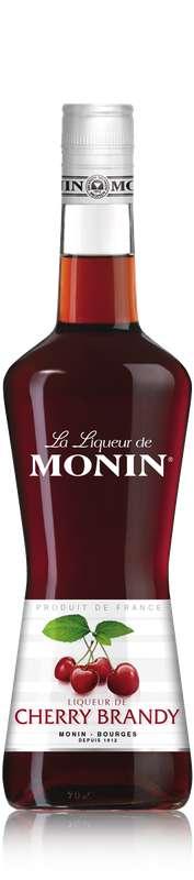Liqueur de Cerise Brandy 24°, Monin (70 cl)