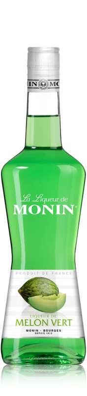 Liqueur de Melon Vert 20°, Monin (70 cl)
