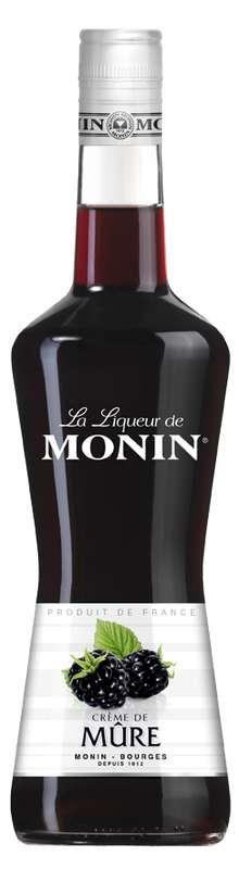 Liqueur de Mûre 16°, Monin (70 cl)