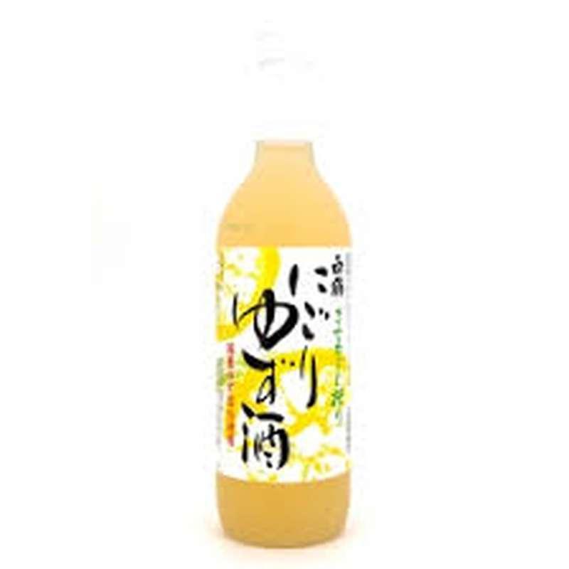 Liqueur de yuzu, Yuzushu (72 cl)