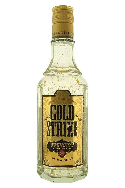 Liqueur Gold Strike (50 cl)