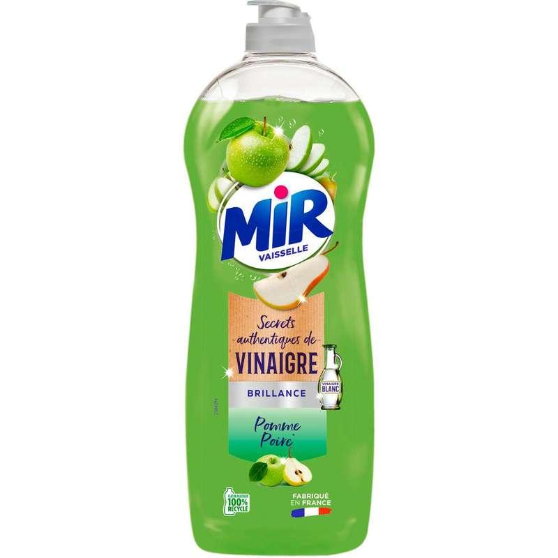 Liquide vaisselle à la pomme poire, Mir (750 ml)