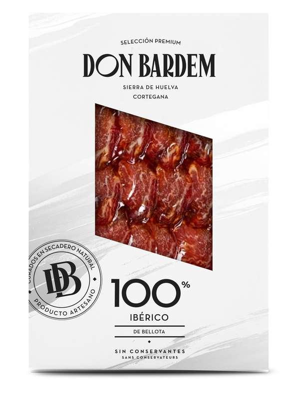 Lomo de Bellota 100% Ibérico, Don Bardem (80 g)