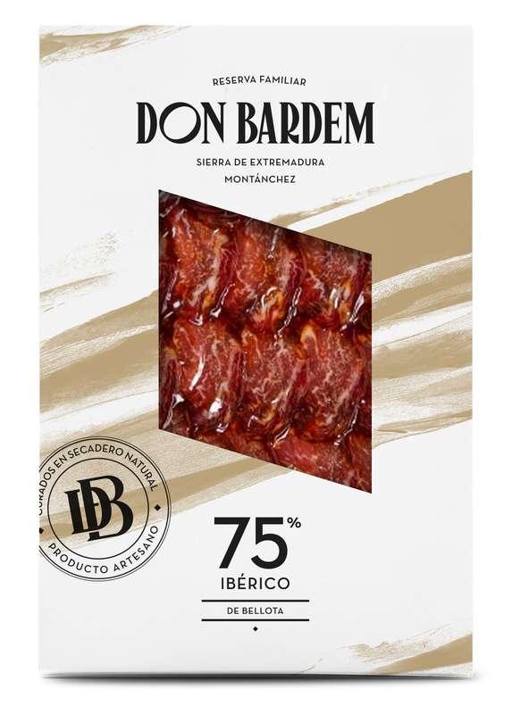 Lomo de Bellota 75% Ibérico, Don Bardem (80 g)