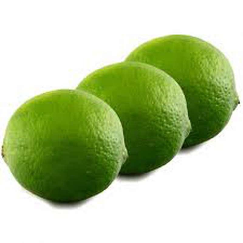 Lot de 3 citron vert Lime BIO (petit calibre), Espagne