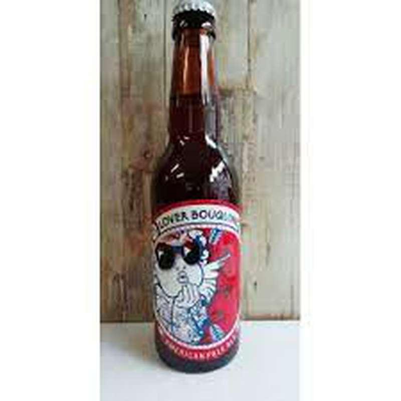 Lover Bouquine sans gluten, American Pale Ale (33cl)