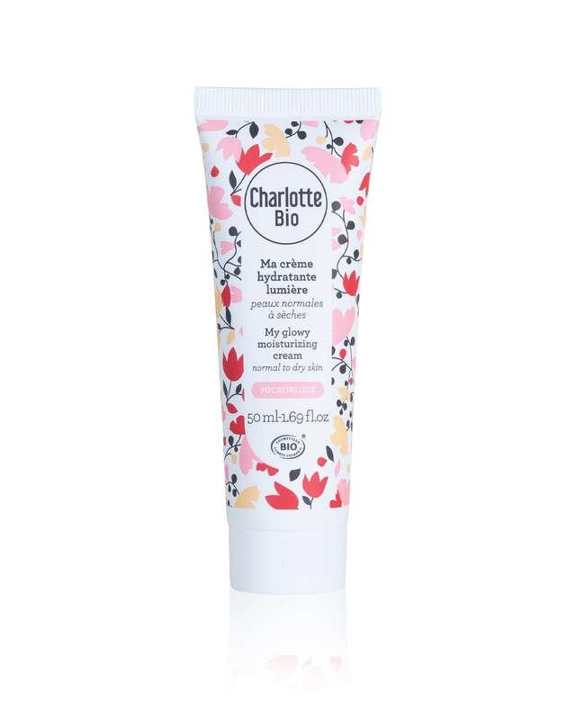 Ma crème hydrante lumière BIO, Charlotte Bio (50 ml)