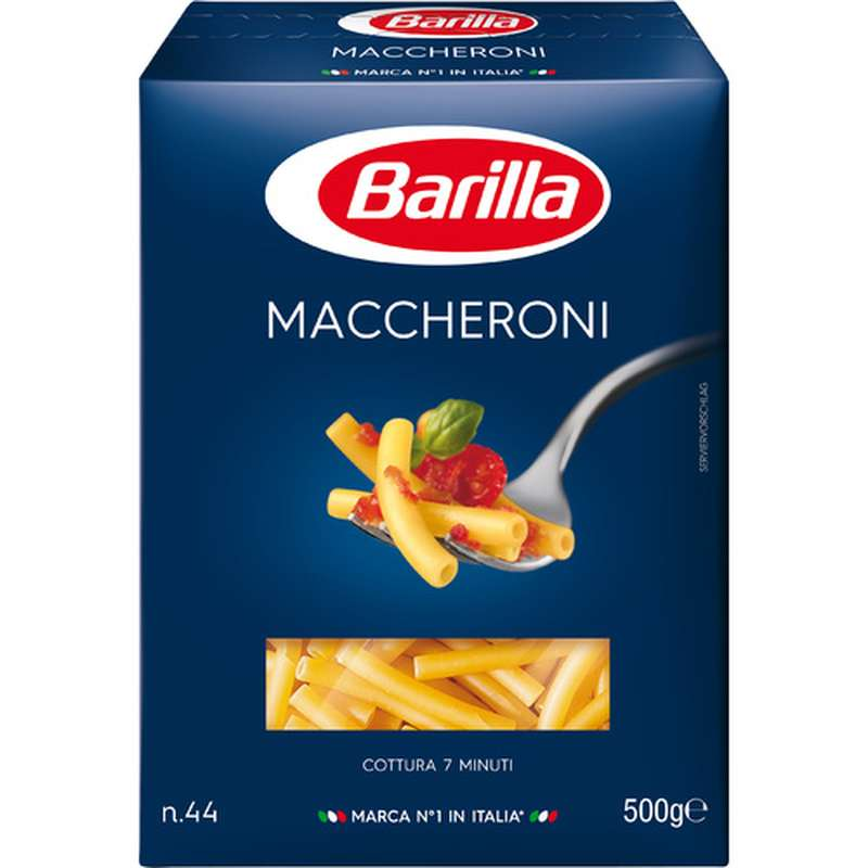 Macaroni, Barilla (500 g)