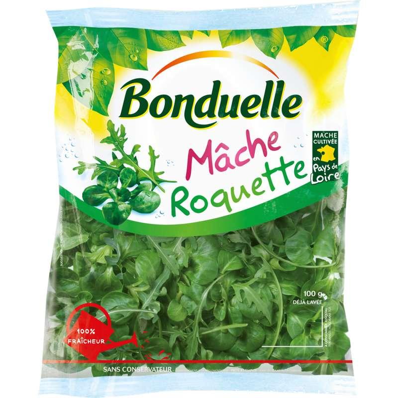 Mâche et roquette, Bonduelle (100 g)