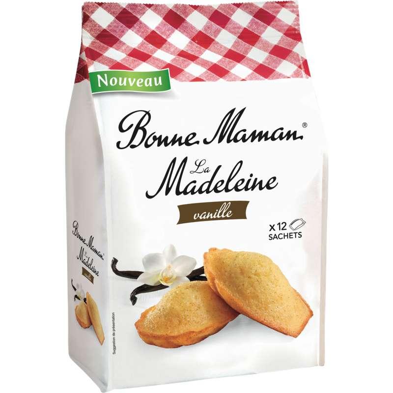 Madeleines à la vanille, Bonne Maman (300 g)