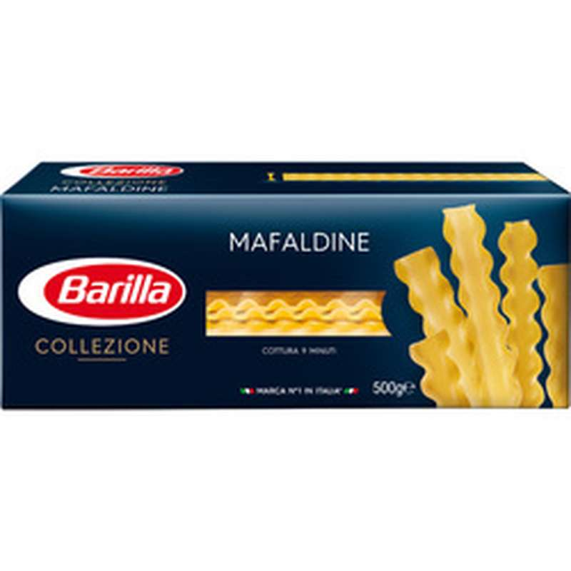 Mafaldine napoletane, Barilla (500 g)