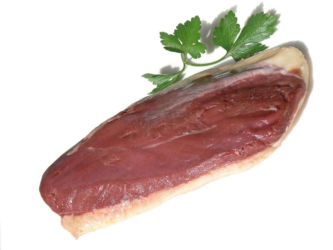 Magret de canard fermier Label Rouge, Panaches des Landes (environ 450 - 500 g)