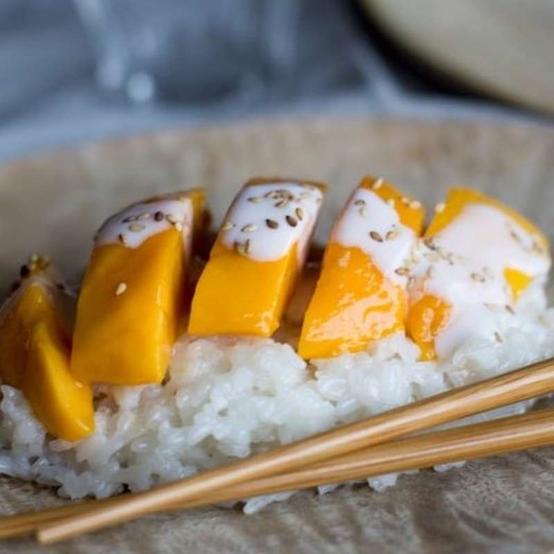 Mango sticky rice (200 g)
