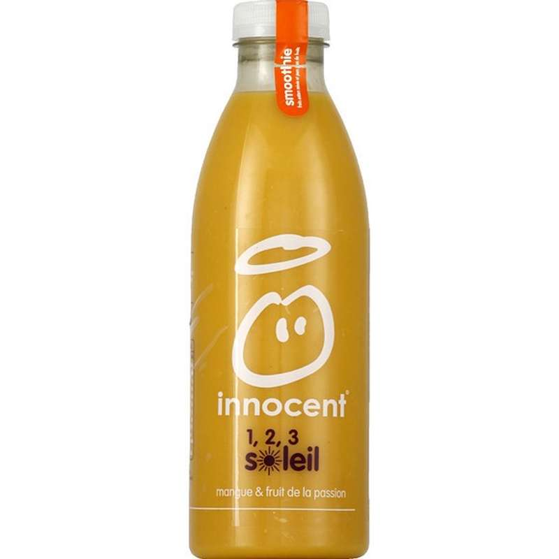Smoothie Mangue Passion, Innocent (750 ml)