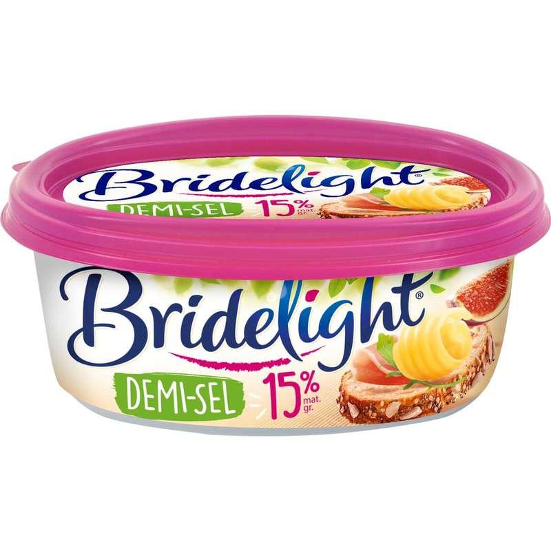 Beurre demi-sel, Bridelight (250 g)