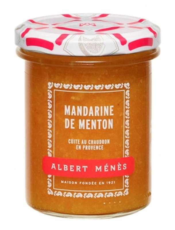 Marmelade de Mandarine de Menton, Albert Ménès (280 g)