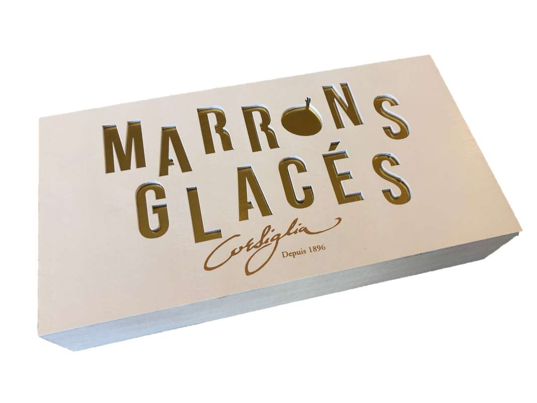 Marrons glacés, Corsiglia (x 10, 200 g)