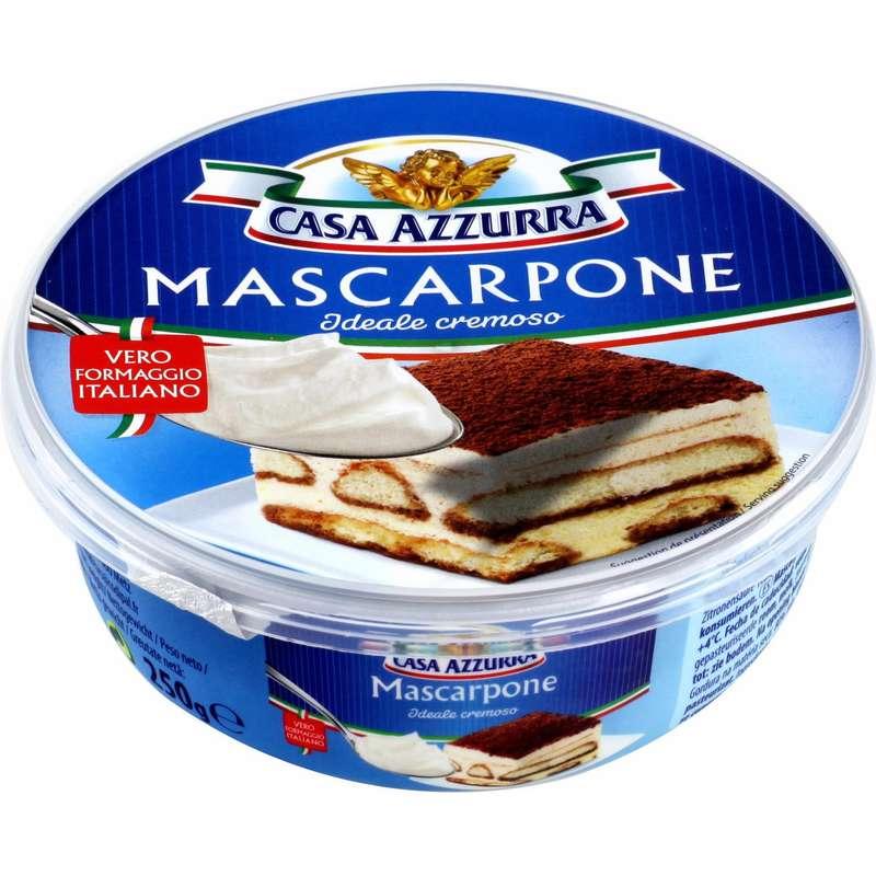 Mascarpone, Casa Azzurra (250 g)