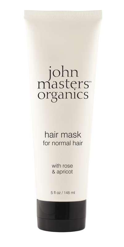 Masque capillaire rose & abricot, John Masters Organics (148 ml)