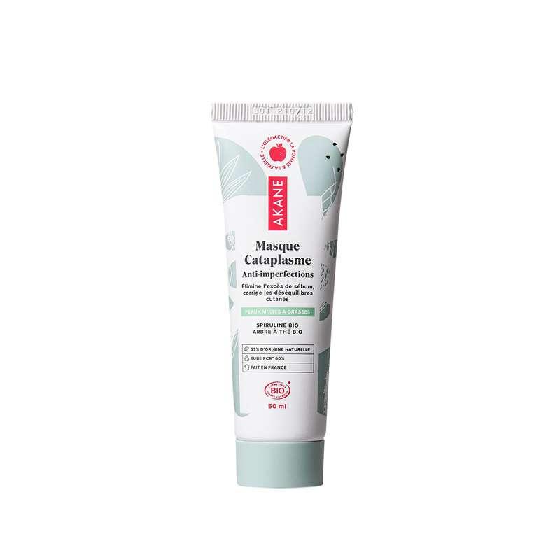 Masque cataplasme anti-imperfections BIO, Akane (50 ml)