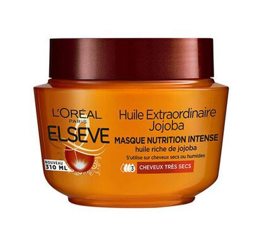 Masque Huile Extraordinaire Cheveux très secs, Elseve LOT DE 2 (2 x 310 ml)