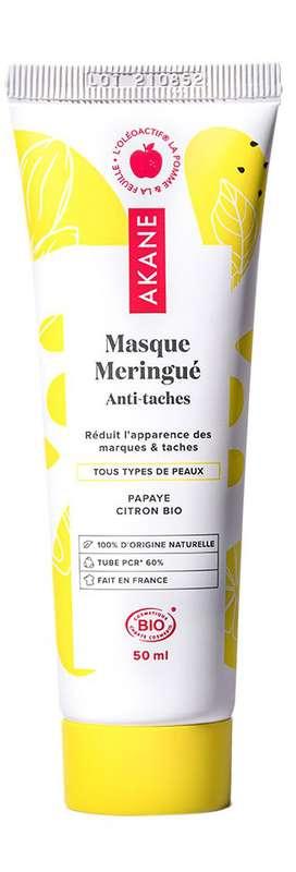 Masque Meringué anti taches BIO, Akane (50 ml)