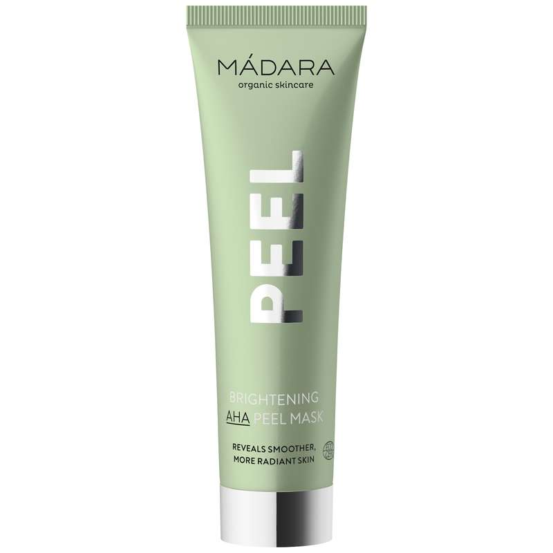 Masque peeling éclaircissant AHA BIO, Madara (60 ml)