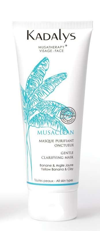 Masque purifiant onctueux Musaclean BIO, Kadalys (75 ml)