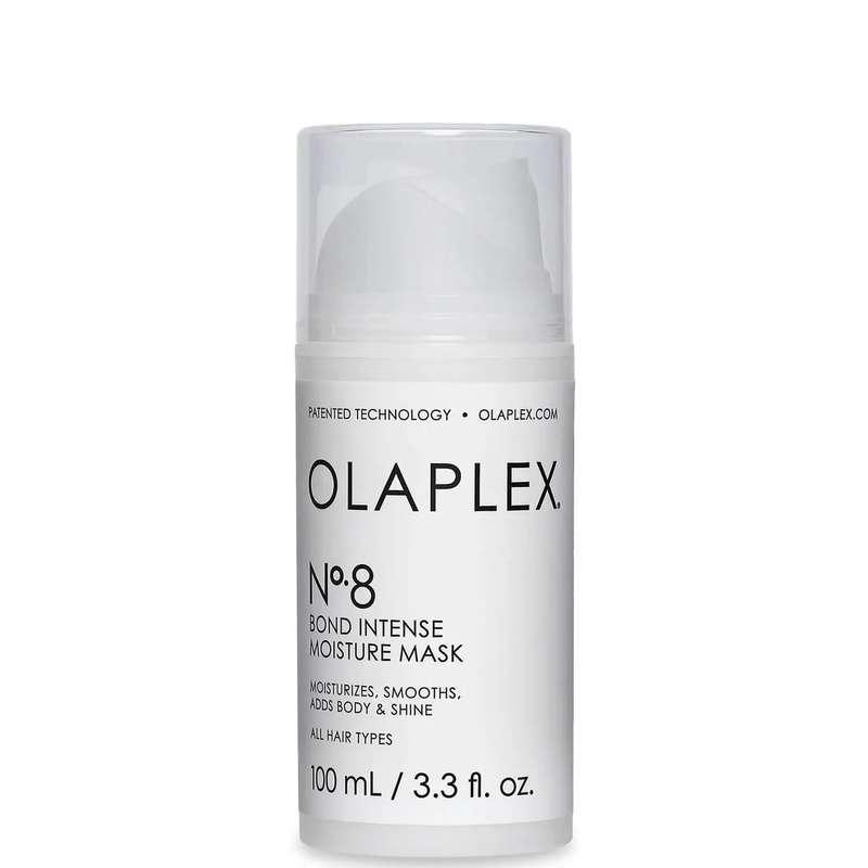 Masque réparateur pour les cheveux abîmés N°8, Olaplex (100 ml)