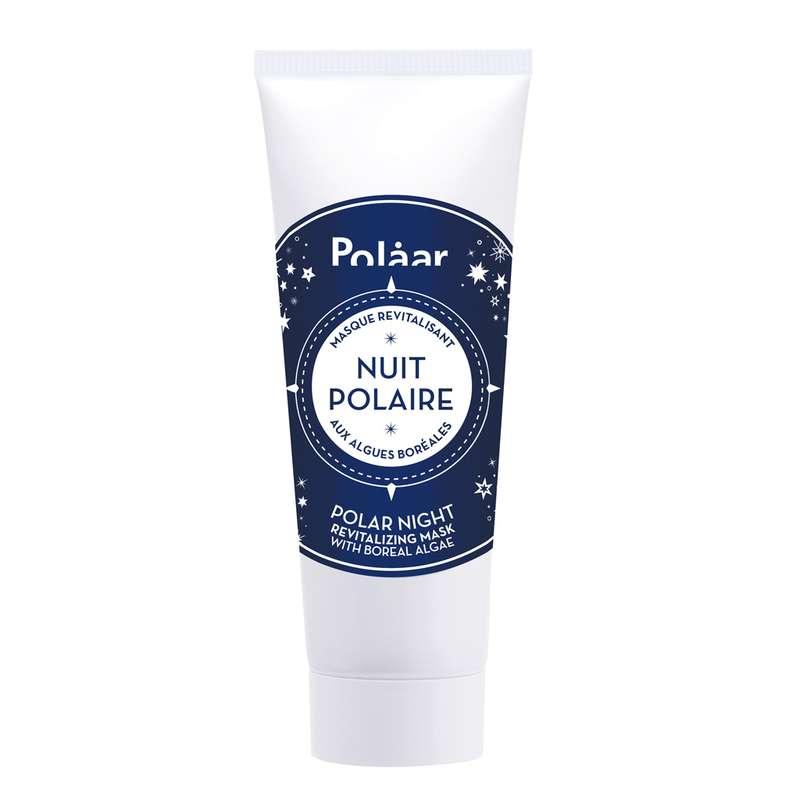 Masque visage revitalisant Nuit Polaire aux algues boréales, Polaar (50 ml)