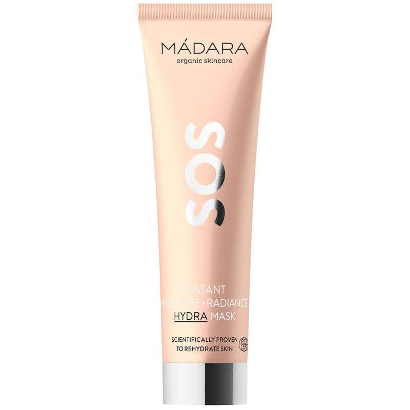 Masque SOS hydratation & éclat BIO, Madara (60 ml)