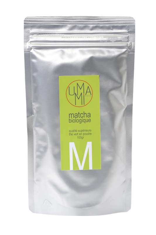 Matcha Supérieur BIO (100 g)