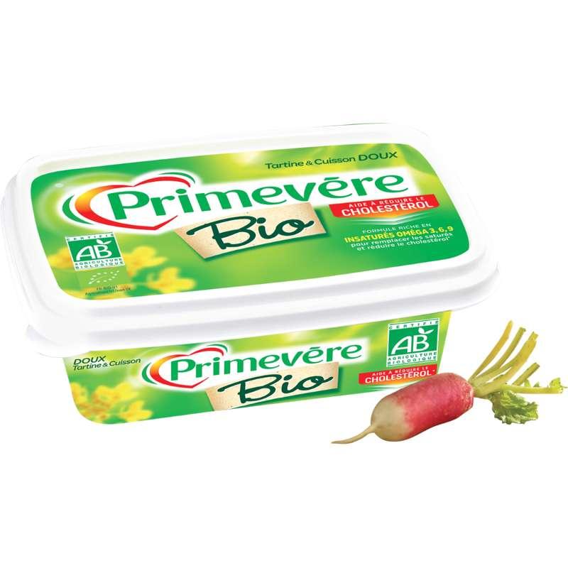 Margarine tartines et cuisine BIO, Primevère (250 g)