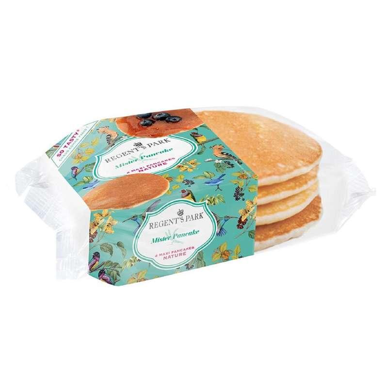 Maxi Pancakes nature, Regent's Park (x 4, 200 g)